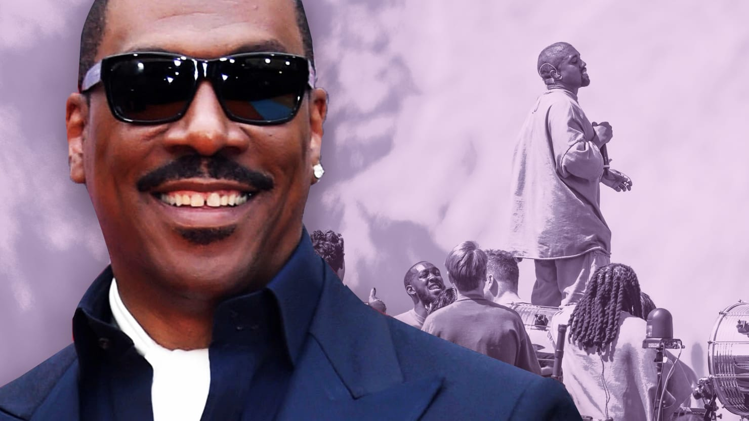 Why Eddie Murphy's Comeback Rings Truer Than Kanye West's