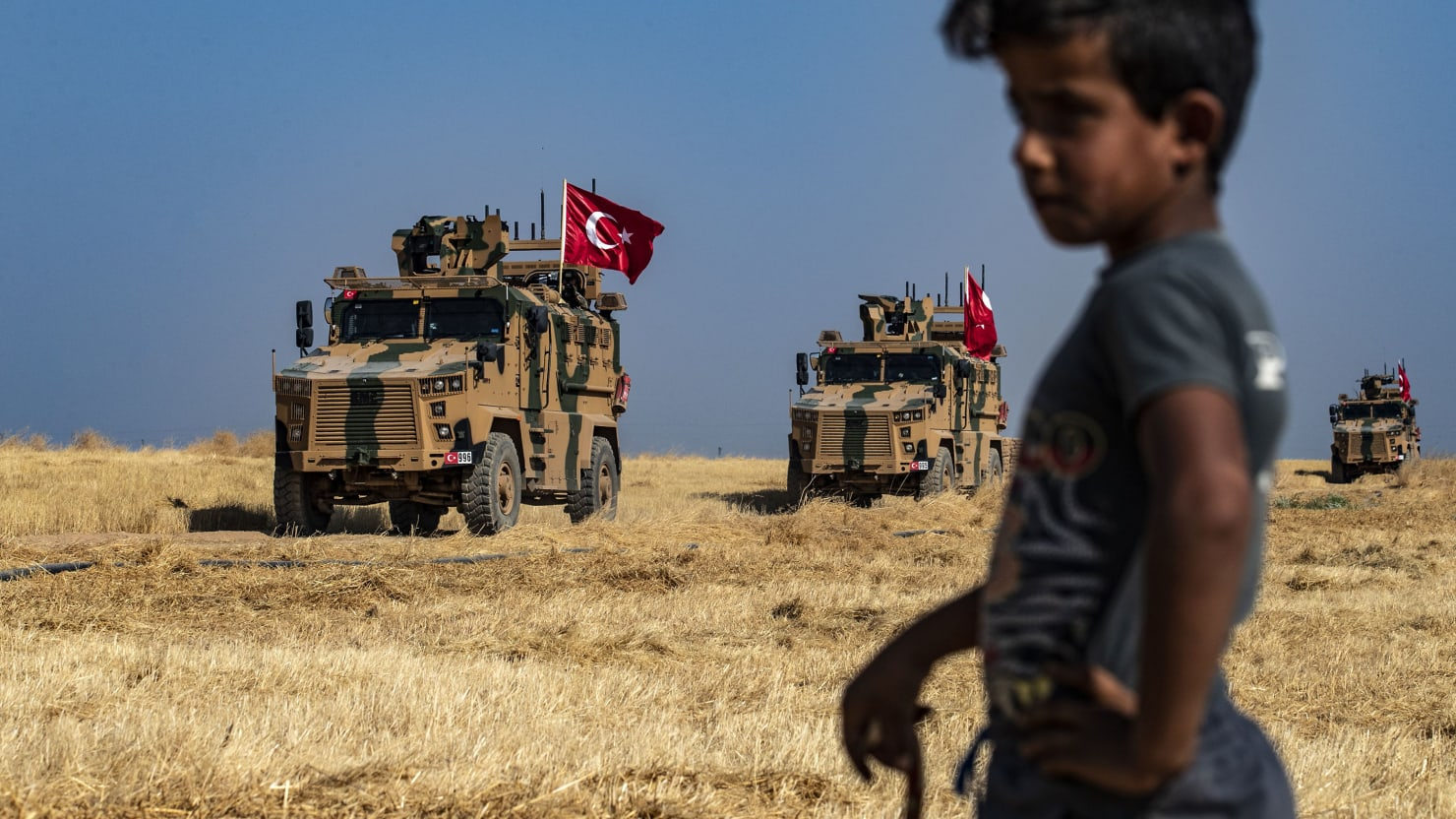 Kurds Have Been Preparing for Trump's Syria Betrayal—With a Vengeance