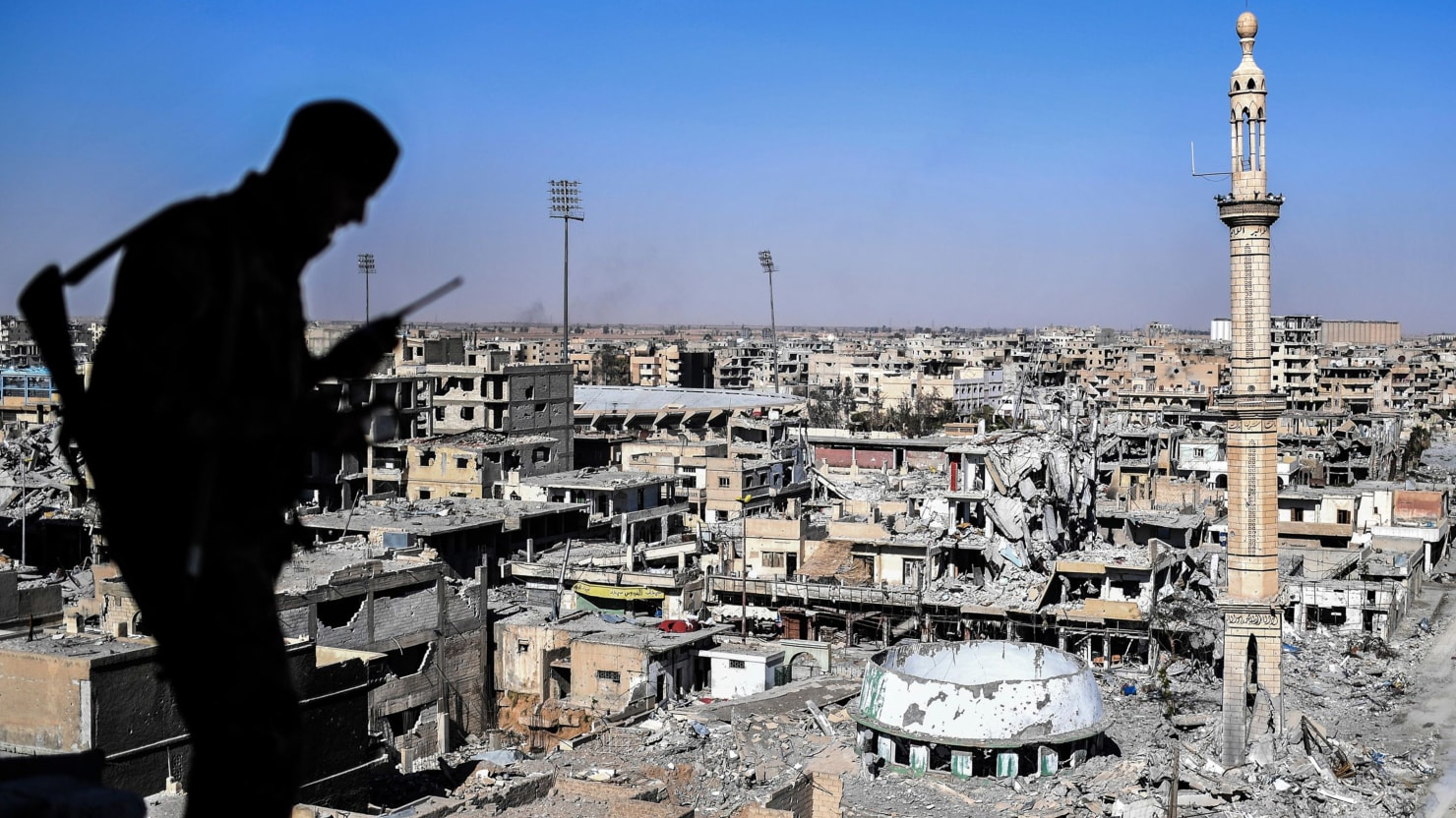 Abu Bakr al-Baghdadi Is Dead. The War on Terror Will Create Another.