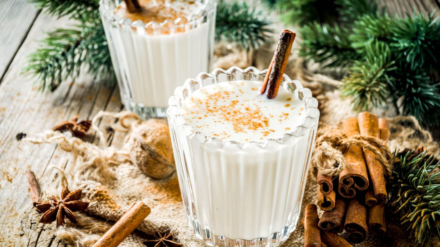 There is a World of Holiday Drinks Beyond Eggnog (Really)