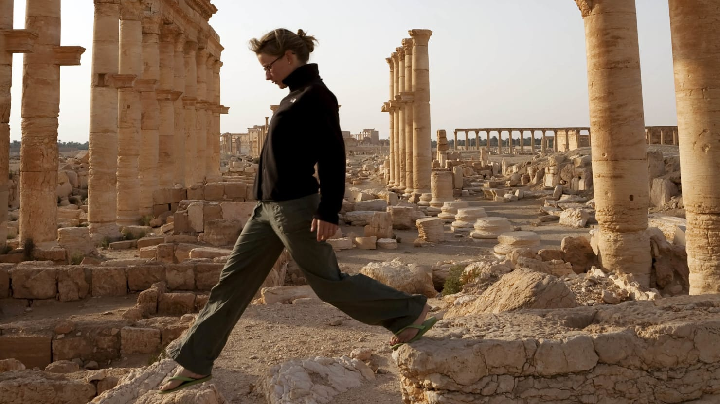 Syria Faces a New Foreign Invasion: Travel Bloggers