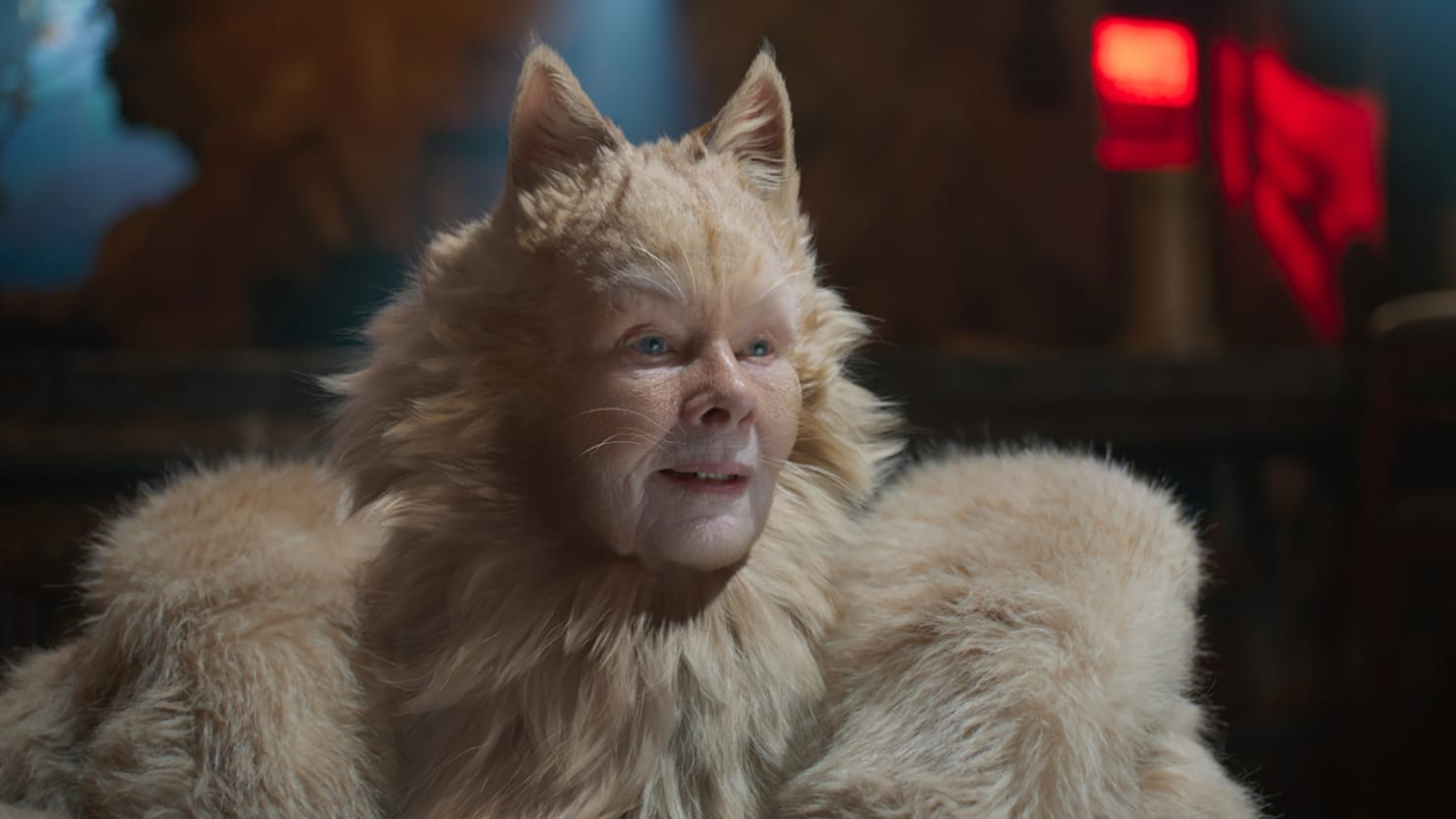 The 'CATS' Movie Is a Disaster Filled With Joyless Pussies