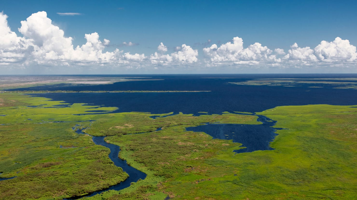 Florida's Inland Sea is One of Its Natural Wonders