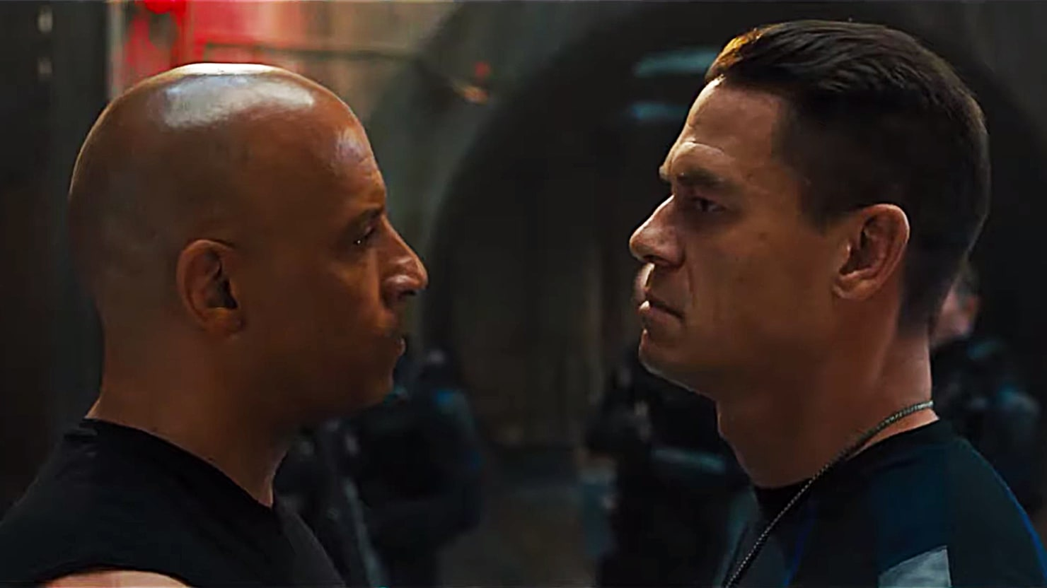 'Fast 9' Trailer Unveils John Cena as Vin Diesel's Beefy Brother