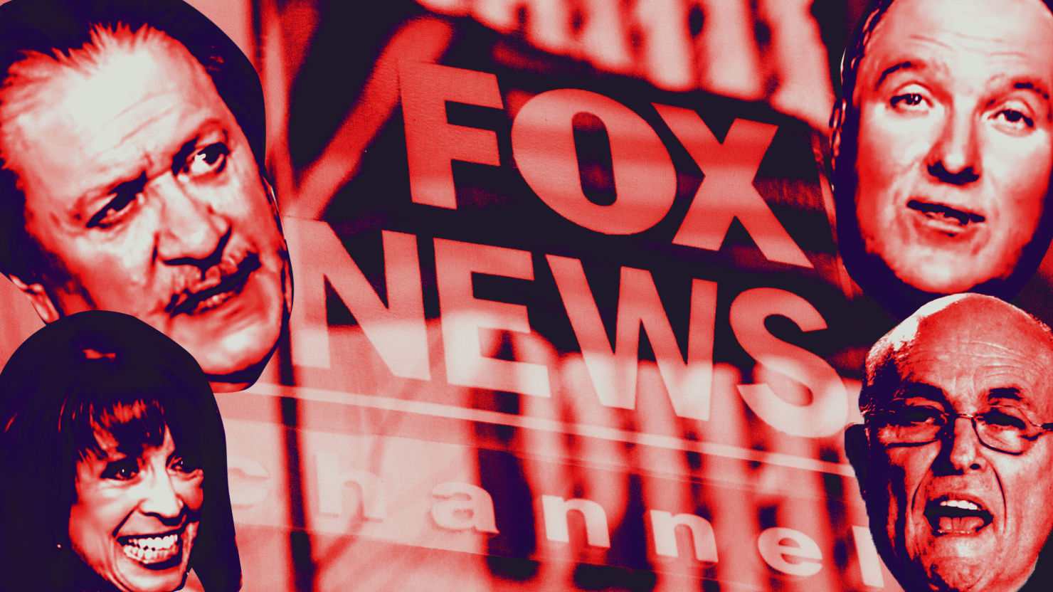 Fox News (& Friends) cover image