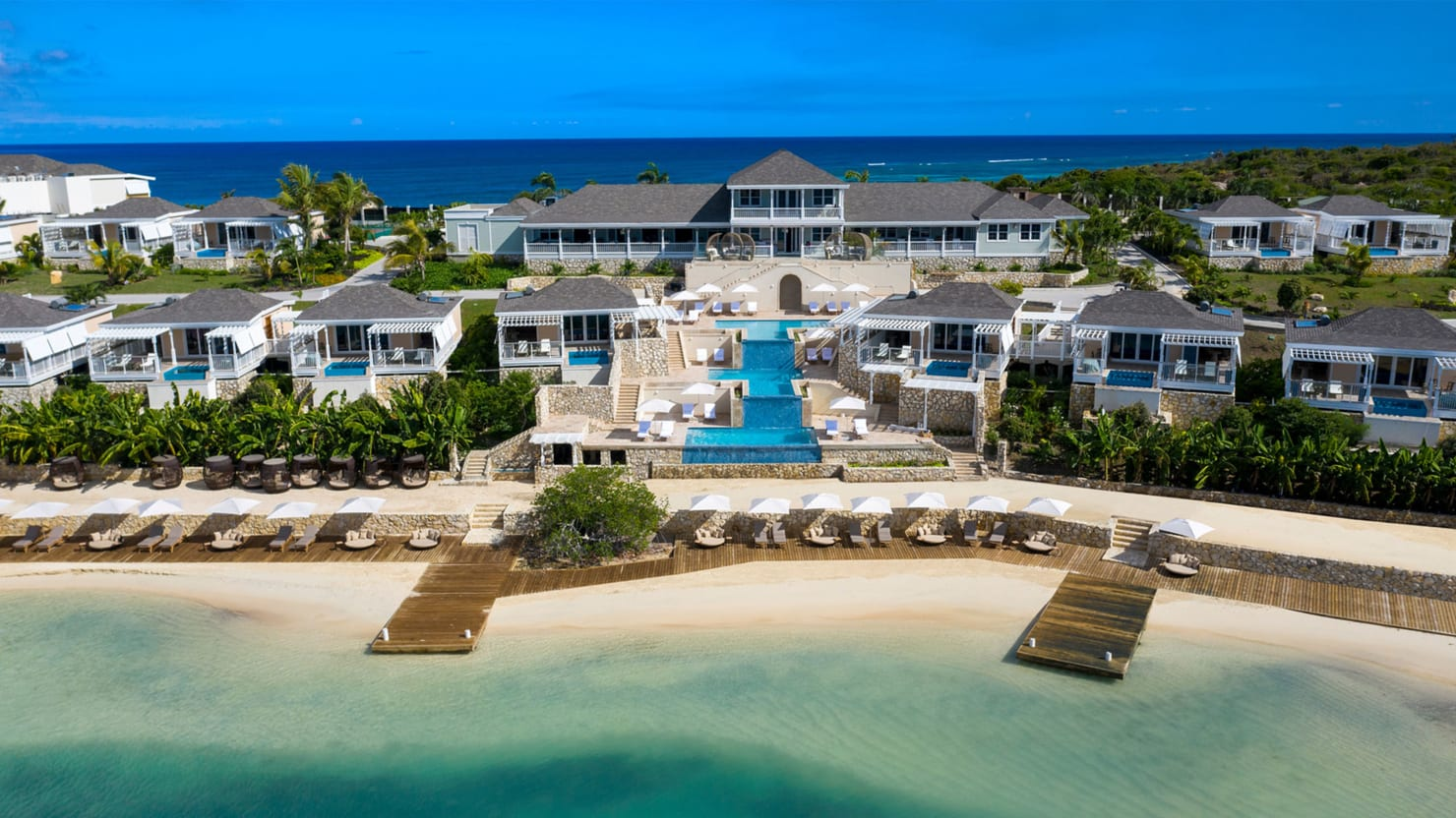 Antigua's Newest Luxury, Adults-Only Retreat Is on the Edge of a National Park