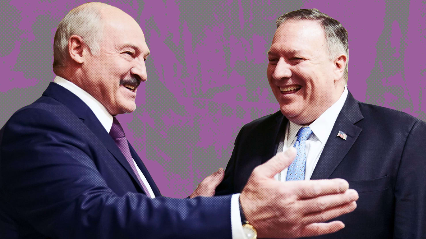 What Is Mike Pompeo Doing With Europe's Last Dictator?