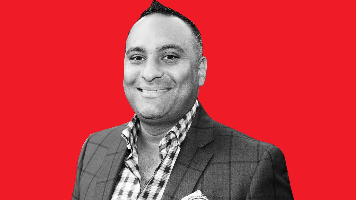 Russell Peters Defends Comedic Stereotypes: Nothing 'Hacky' About Indian Accent