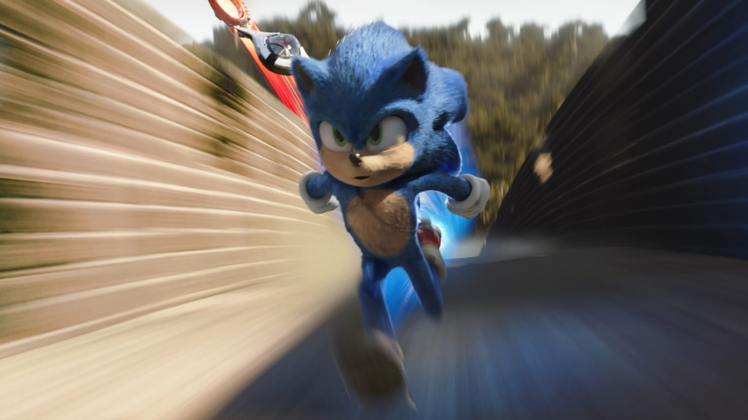 I Was a Sonic Kid. The New Movie Haunts (and Fascinates) Me.
