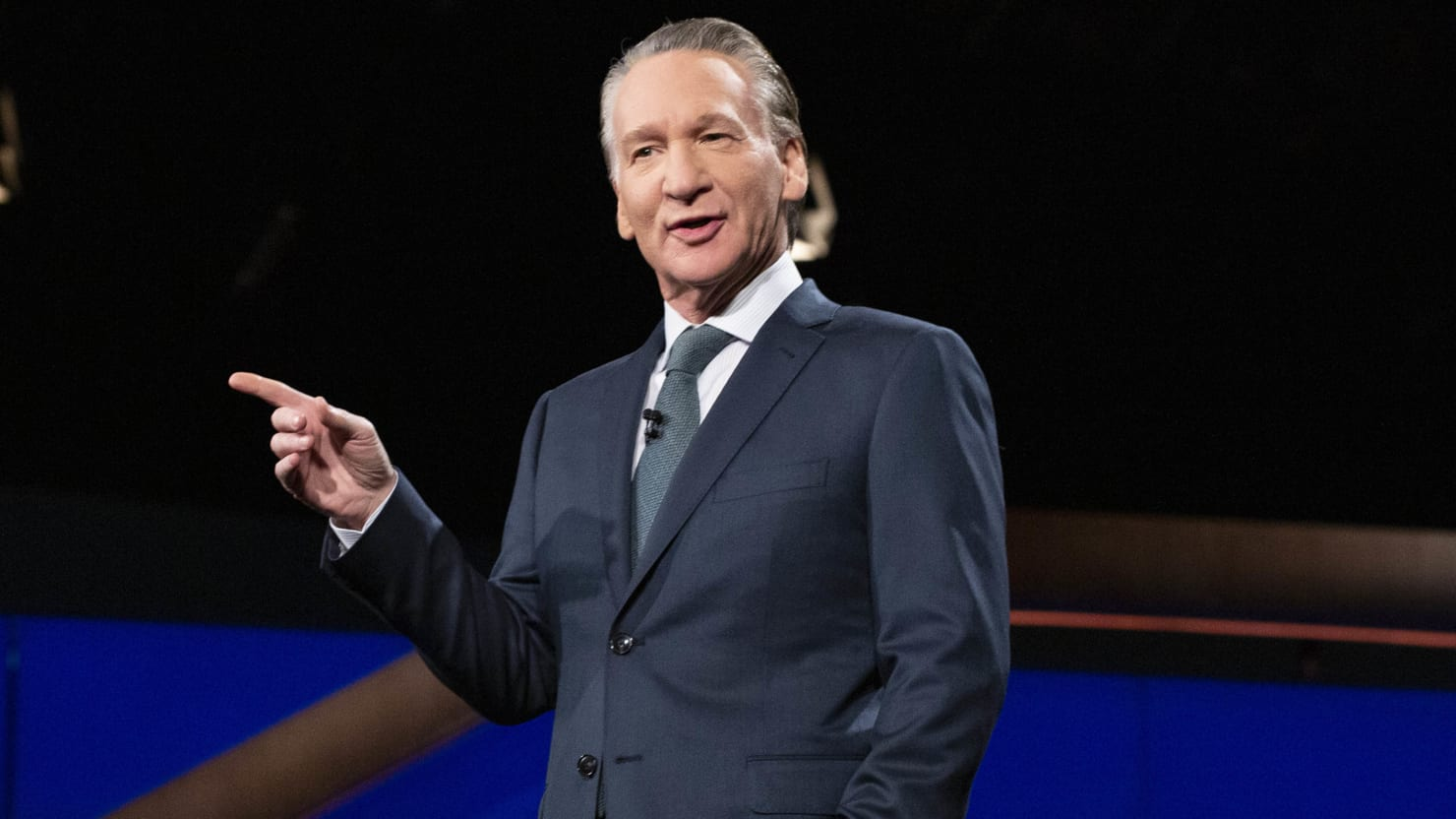 Bill Maher Booed for Defending Bloomberg's Racist Stop-and-Frisk Comments