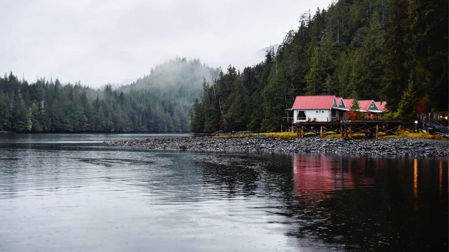 How I Got Lost in British Columbia