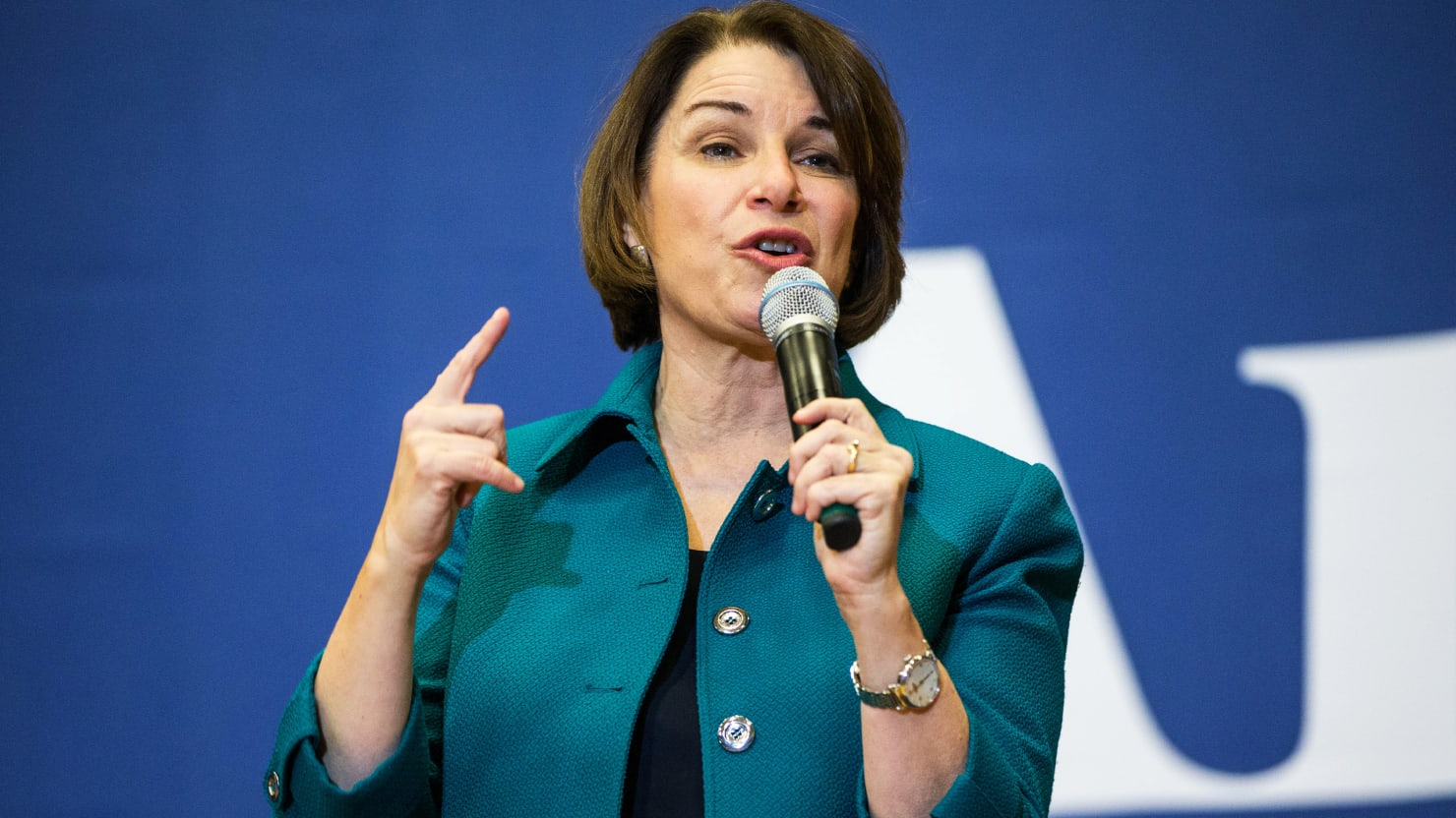 It's Suddenly Obvious: Amy Klobuchar Is the Democrats' Best Bet