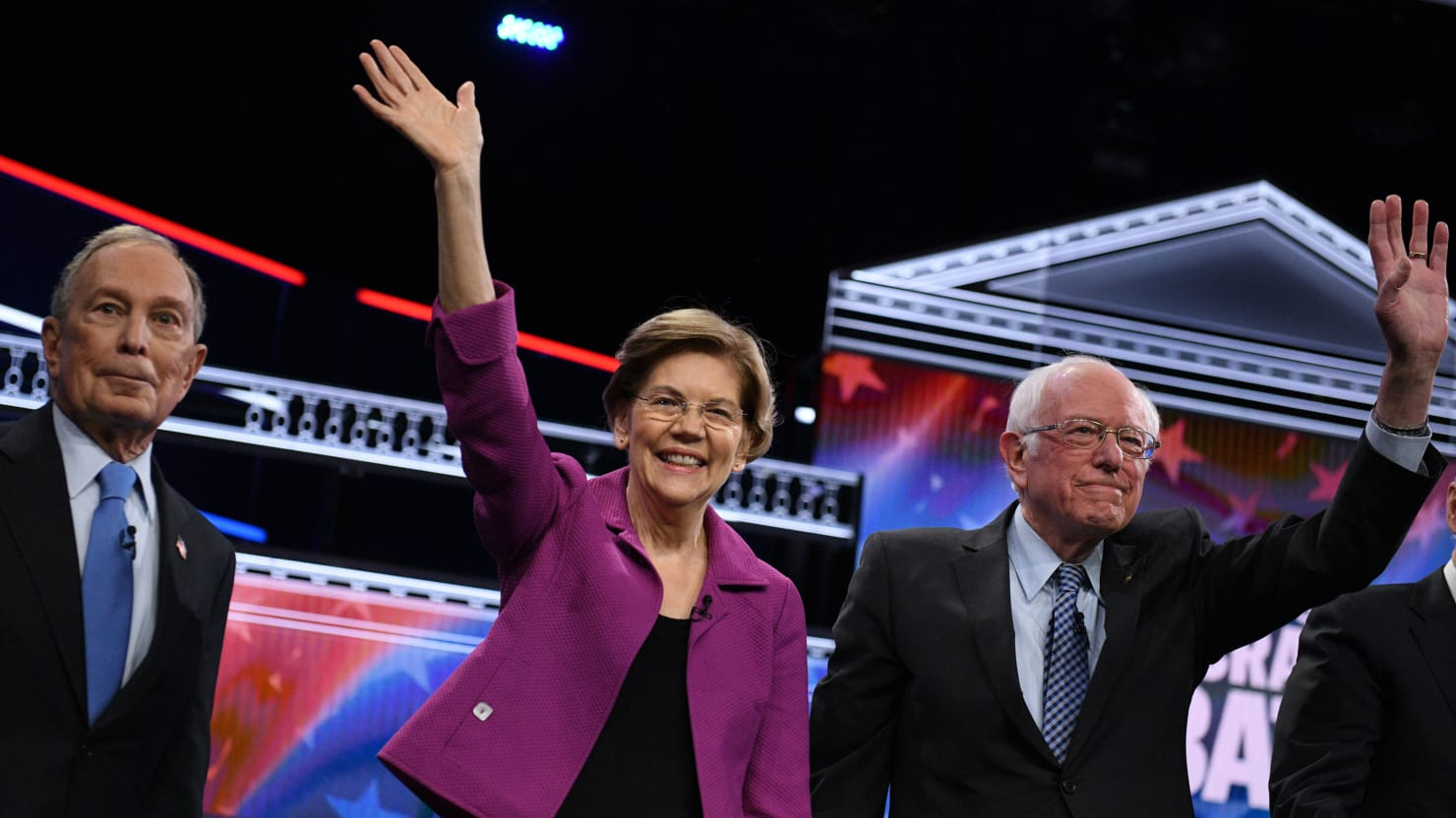 You Counted Elizabeth Warren Out? Big Mistake.
