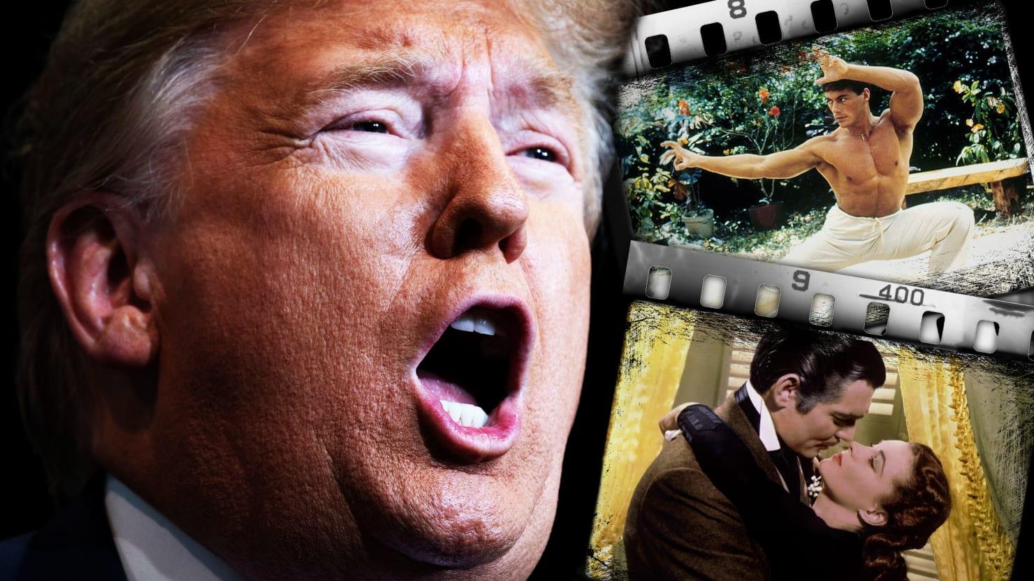 Trump Has the Absolute Worst Taste in Movies