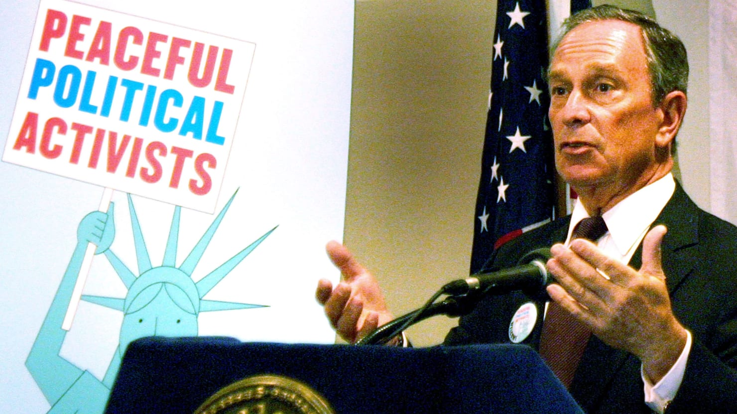 Bloomberg's Money Won't Right the Wrong of 'Guantanamo-on-Hudson'