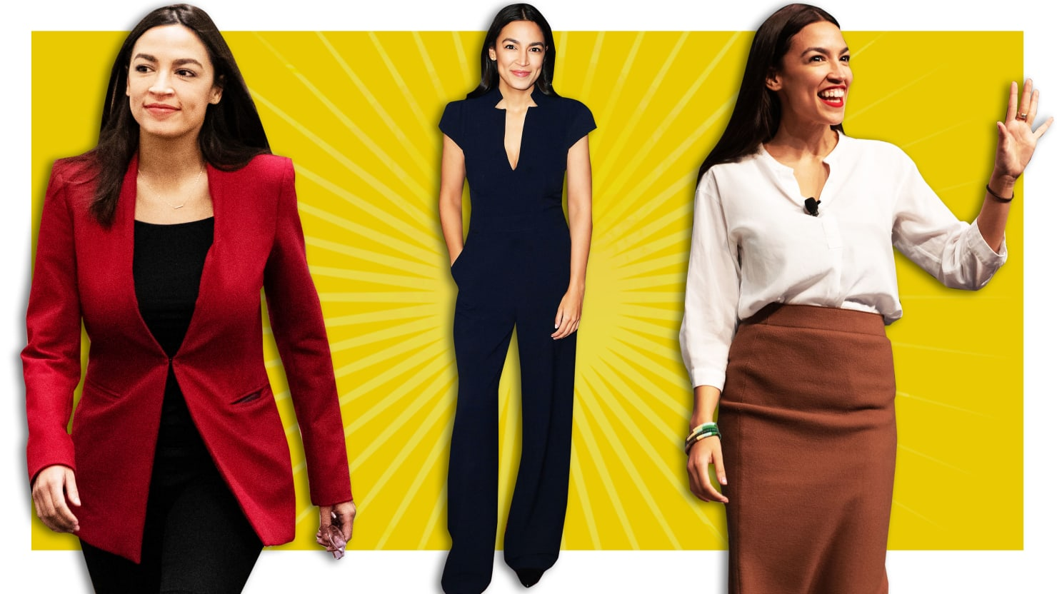 Can AOC Inspire Female 2020 Candidates to Dress How They Damn Well Want?