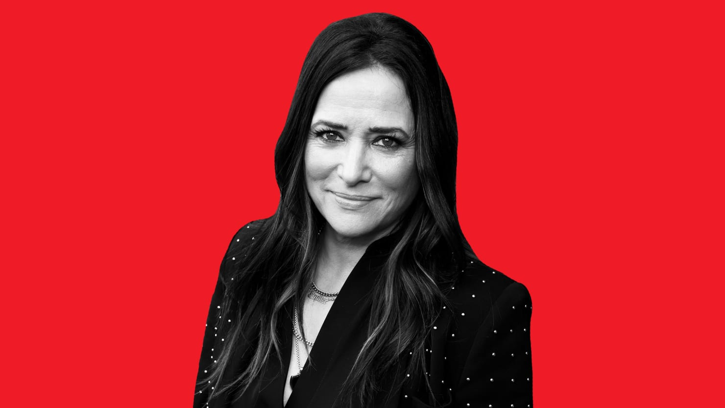How Pamela Adlon Totally Reinvented Herself and Became a TV Icon