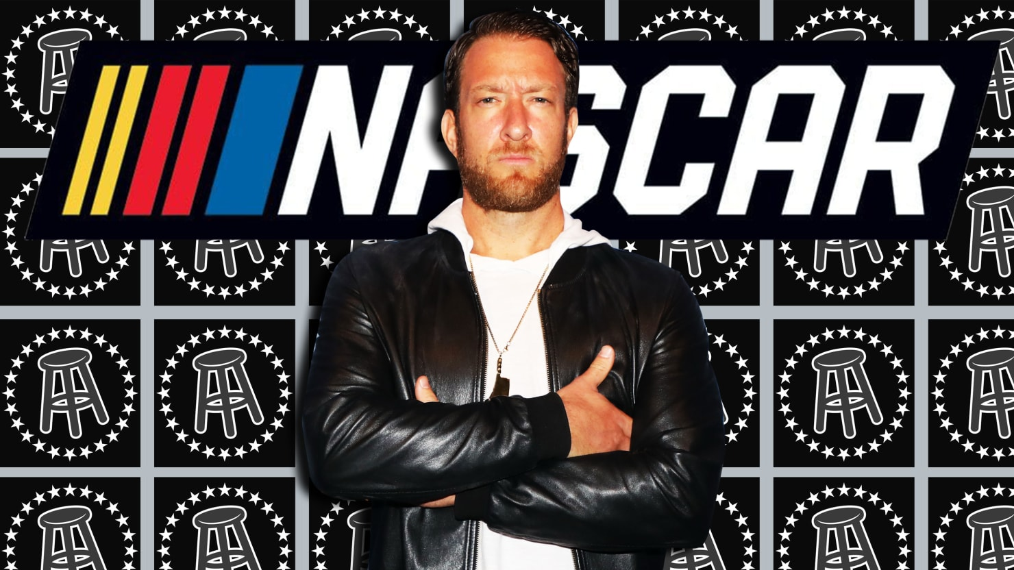 Barstool Goons Follow Founder's Order to 'Attack' NASCAR Reporter