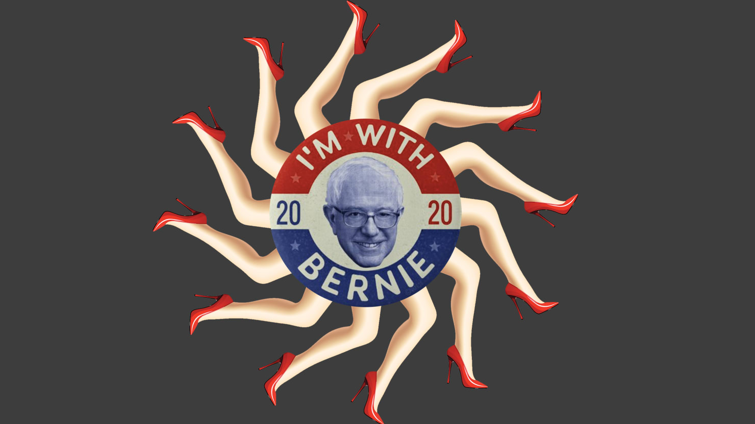 Porn Stars Are All In on President Bernie Sanders