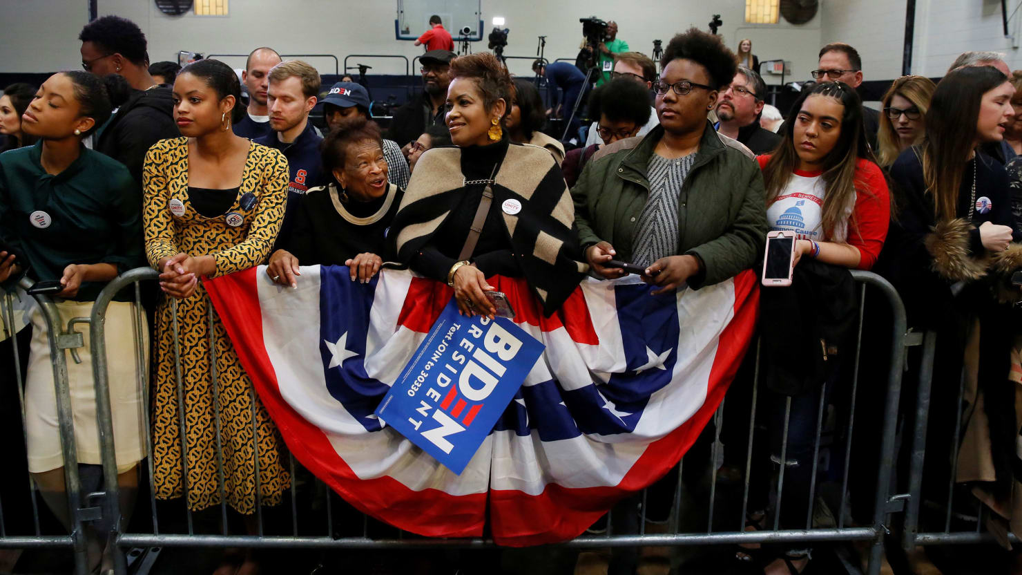 Time's Up for the Democrats Black Voters Just Rejected