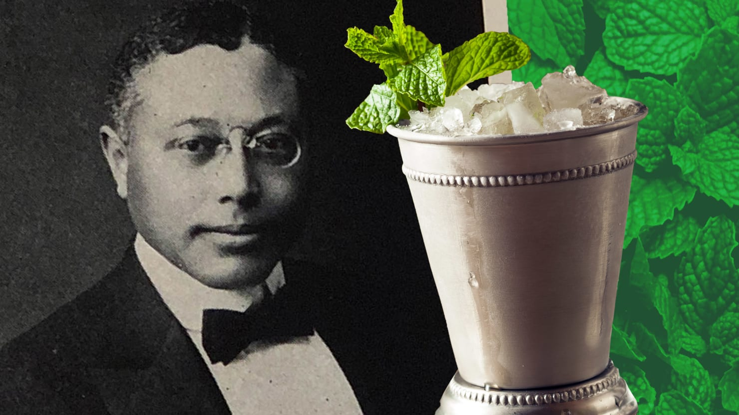 The Lost African-American Bartenders who Created the Cocktail