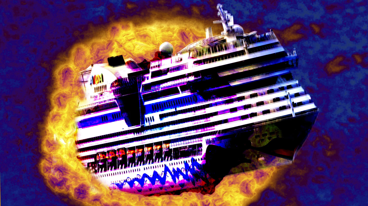 Meet the Insane People Still Planning Cruise Ship Vacations