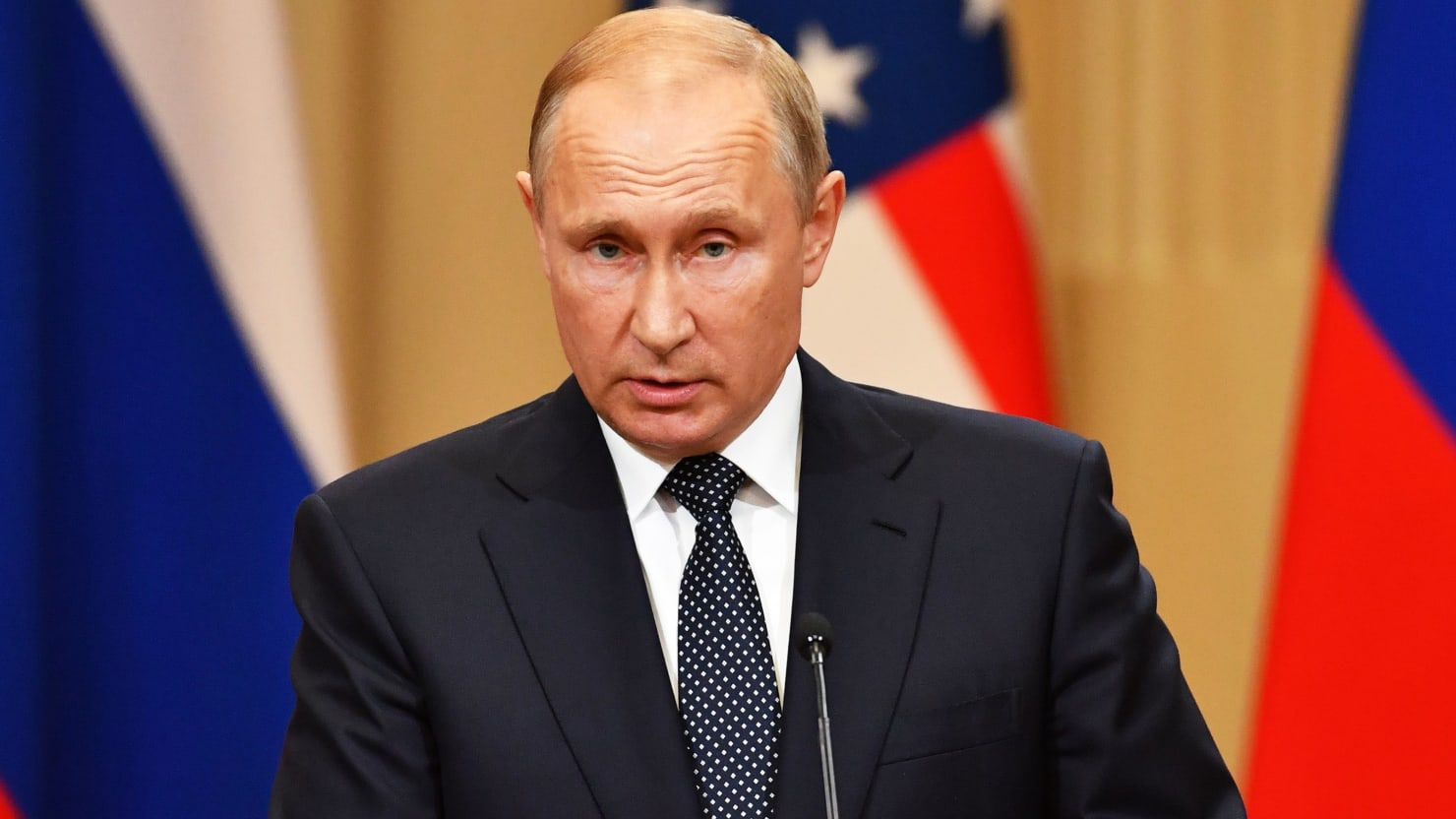 Putin is Positioned to Be President For Life...