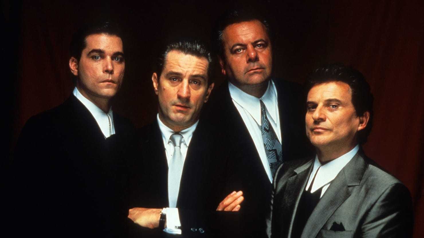 How the Mafia Classic 'Goodfellas' Directly Inspired Our Trump Book, 'Sinking in the Swamp'