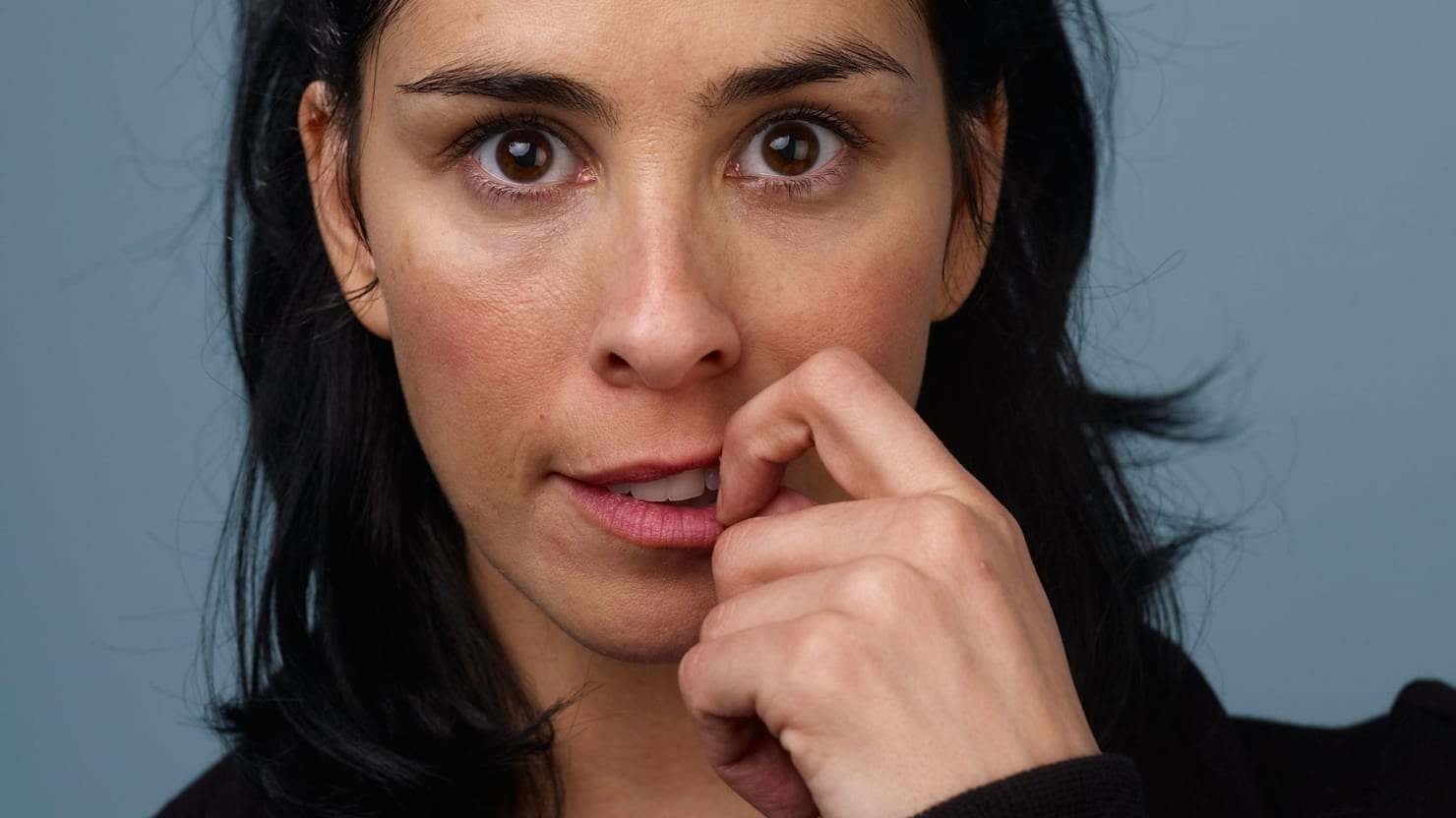 How I Got Sarah Silverman to Spill Her Soul