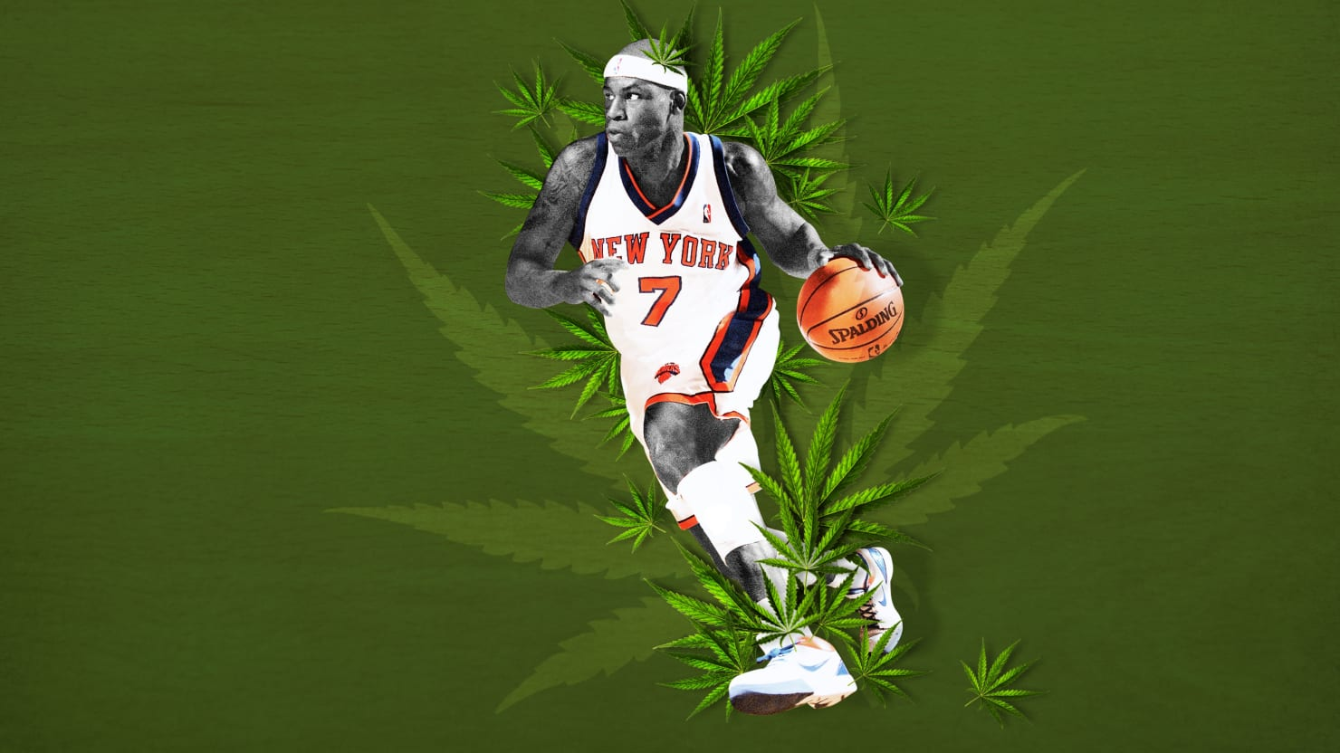 This Former NBA Star Wants You to Buy His Weed and End the War on Drugs