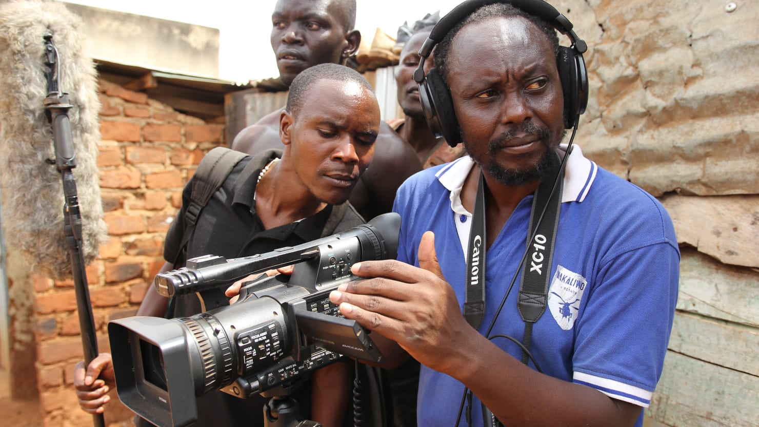 How Africa's Quentin Tarantino Is Putting Hollywood to Shame