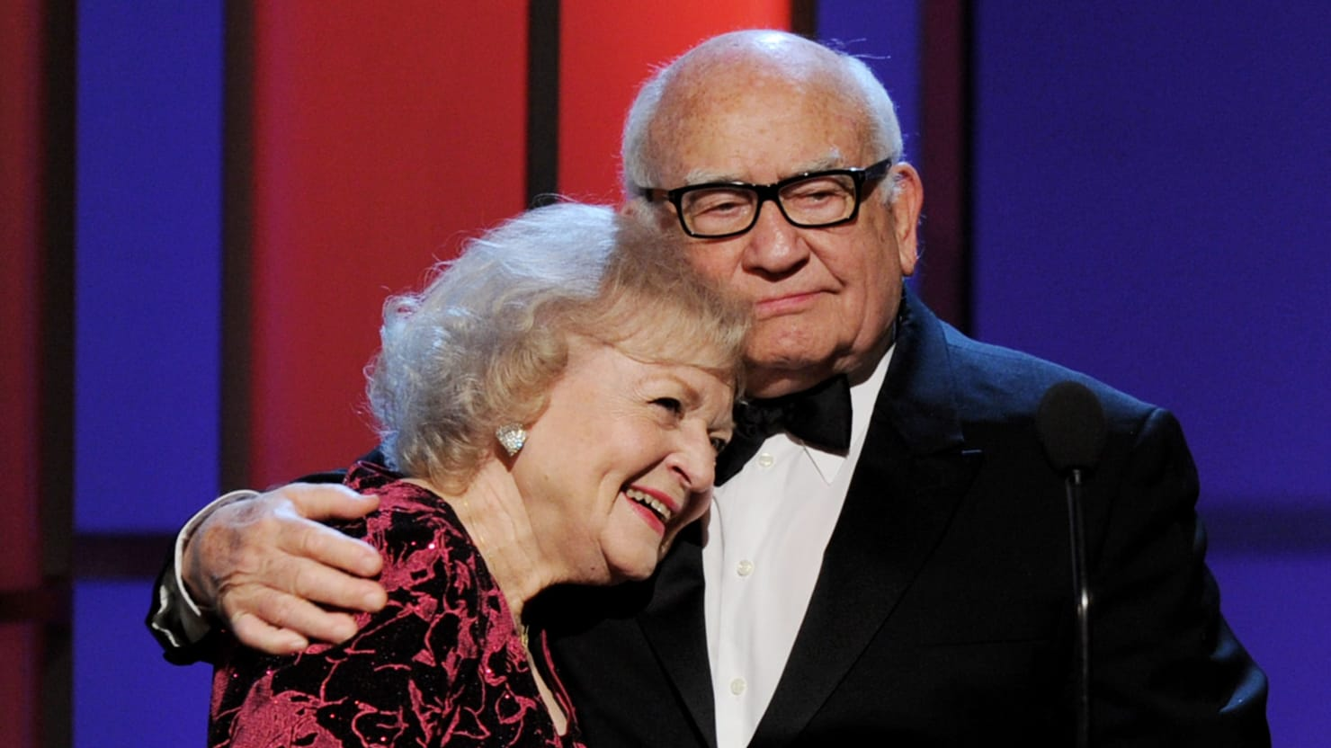 Ed Asner Urges Trump Not to Kill Betty White