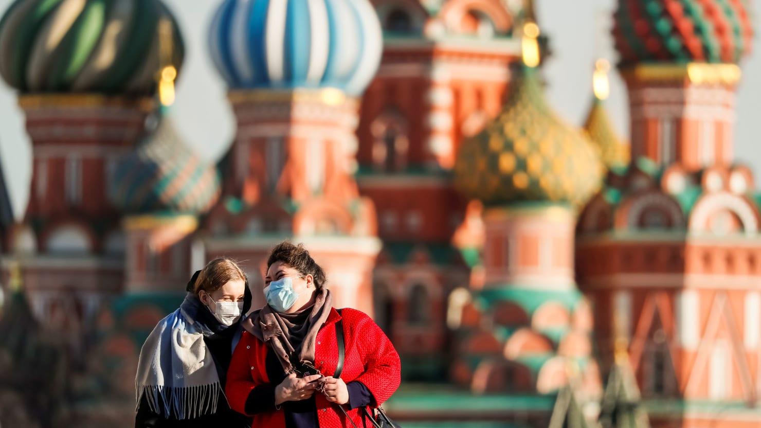 Coronavirus Comes to the Kremlin