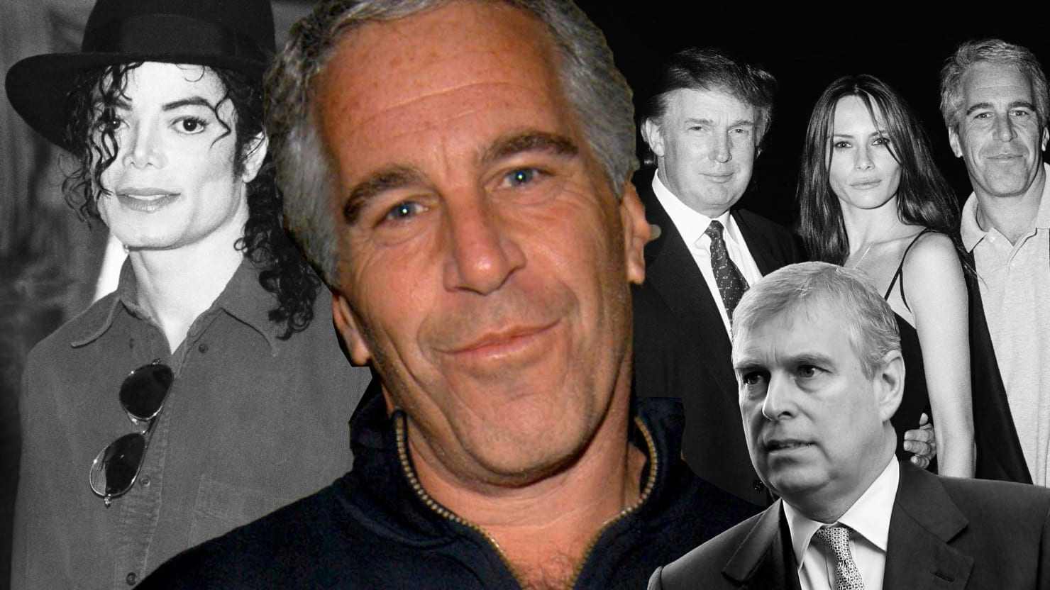 The Craziest Bits From the New Epstein Book: Jacko, Trump, Prince Andrew, and the CIA