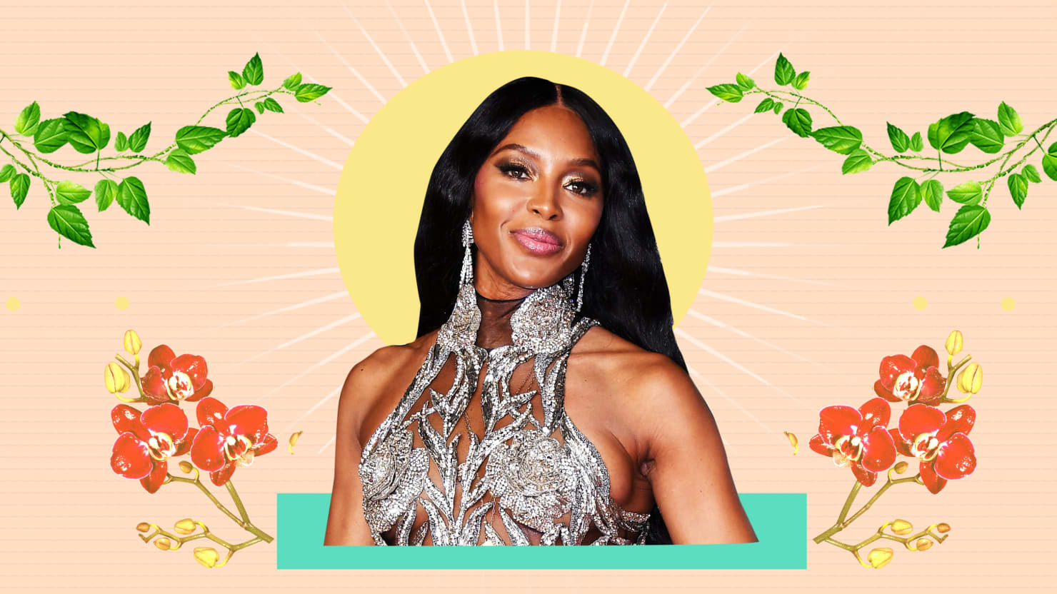 Naomi Campbell Doesn't Care If You Think She's a Diva