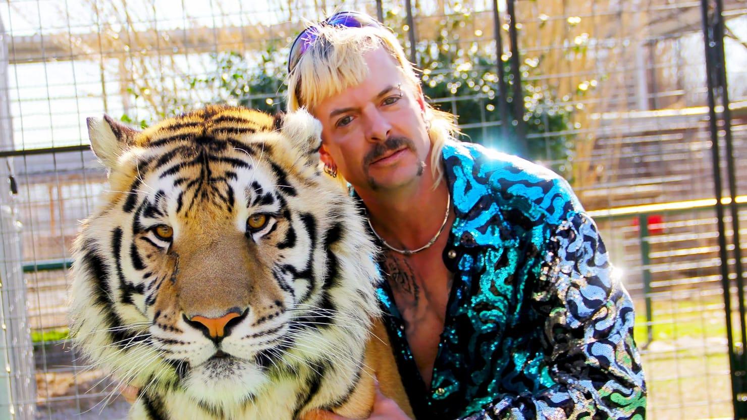 Joe Exotic From Tiger King Is in Coronavirus...