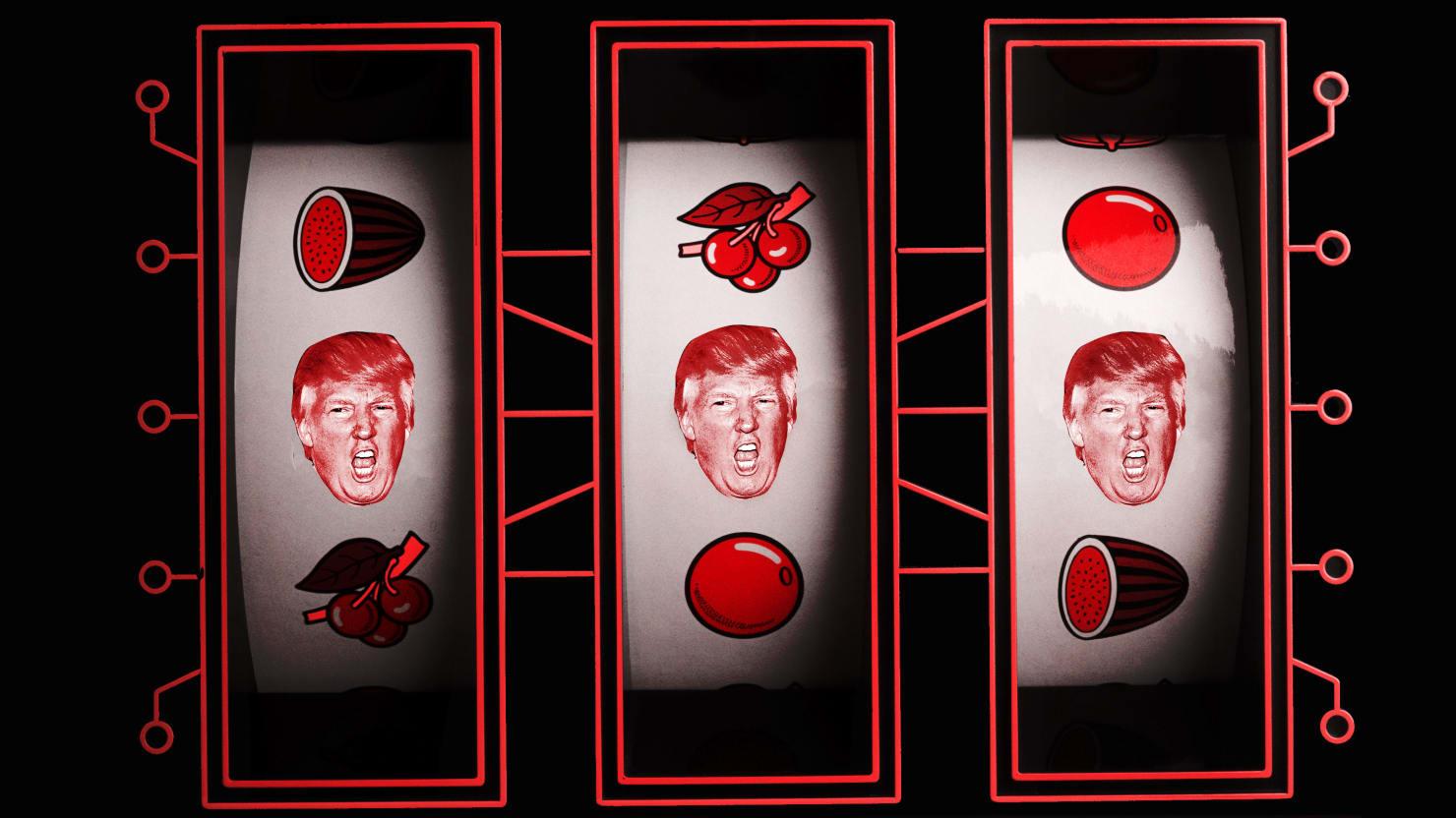 November Brings America's Chance to Escape Trumpy Casino Capitalism