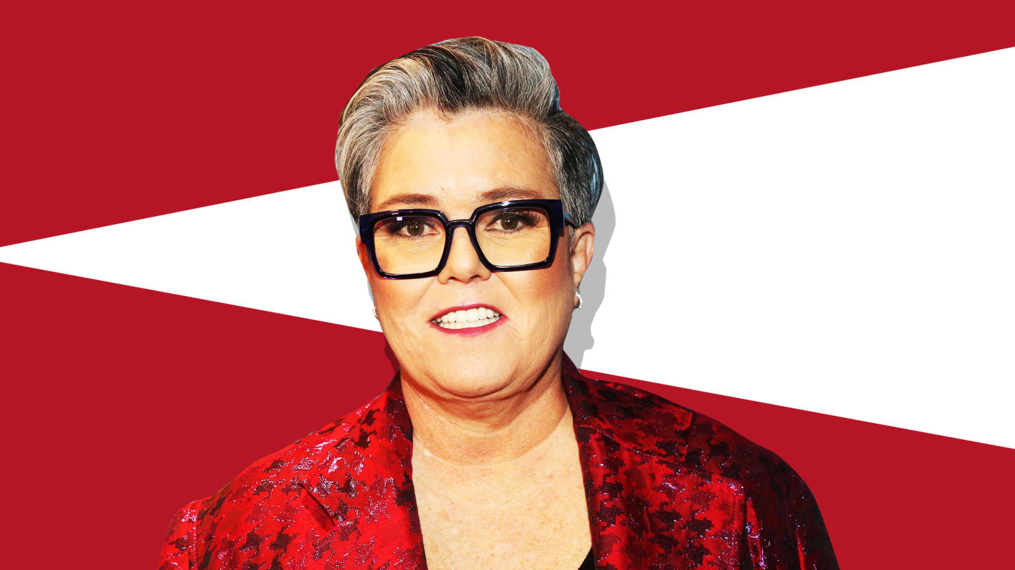 Rosie O'Donnell Has a Lot to Get Off Her Chest