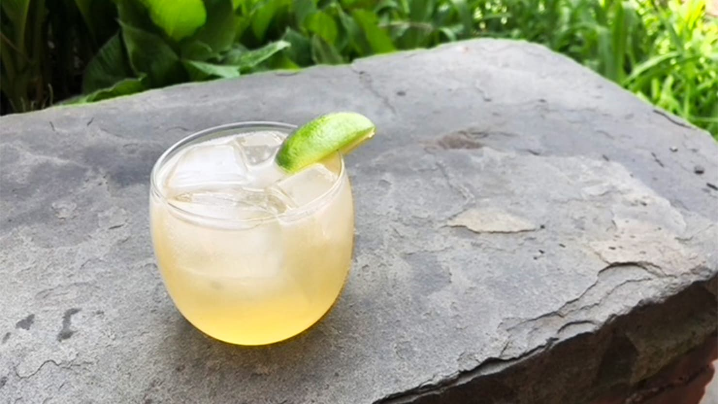 A Tequila Cocktail Designed to Pair with Sushi & Pho