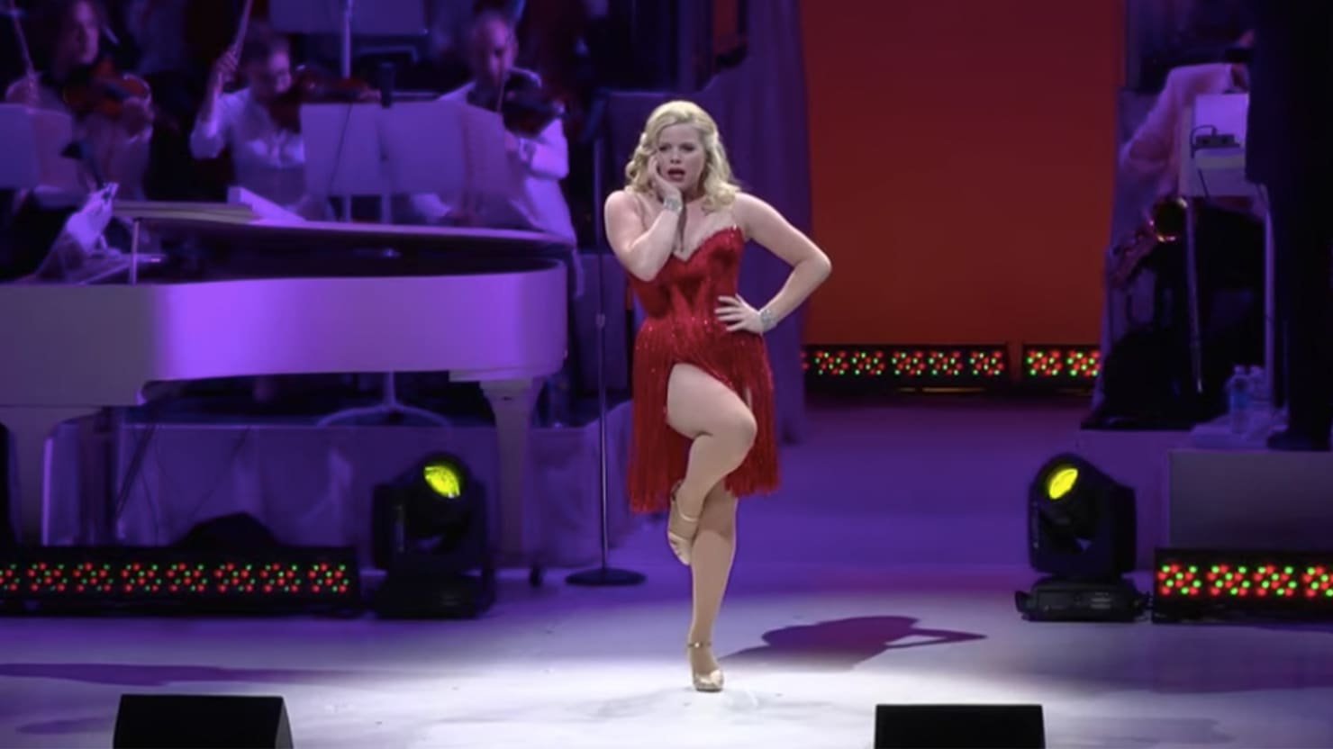 Megan Hilty's 'Smash' Concert Is the Week's Best TV Performance