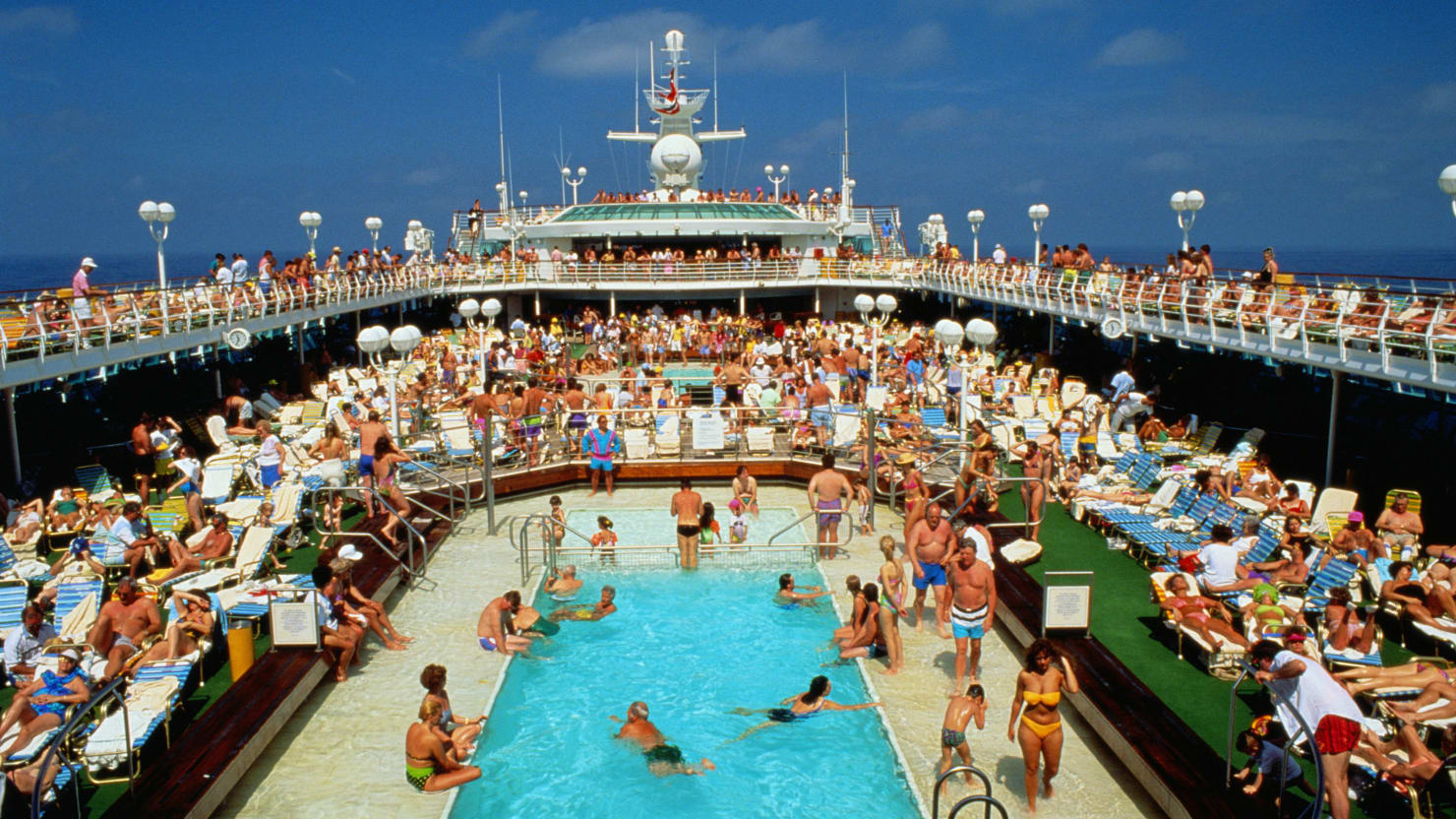 'We Aren't Stupid'—Yes, People Are Booking Cruises for 2020