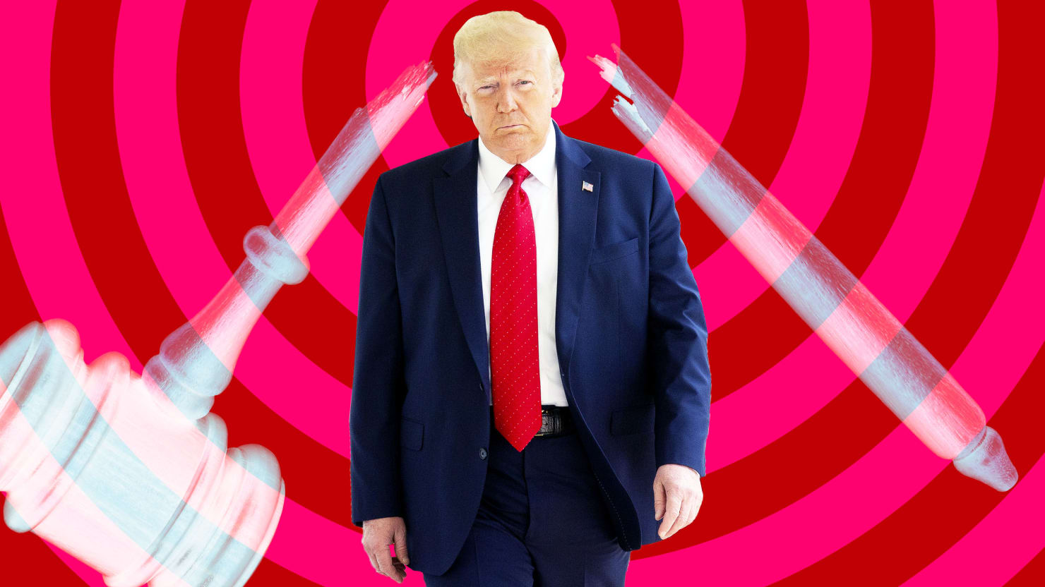 Trump Life and Oh Lord Here We go Again Stuff cover image