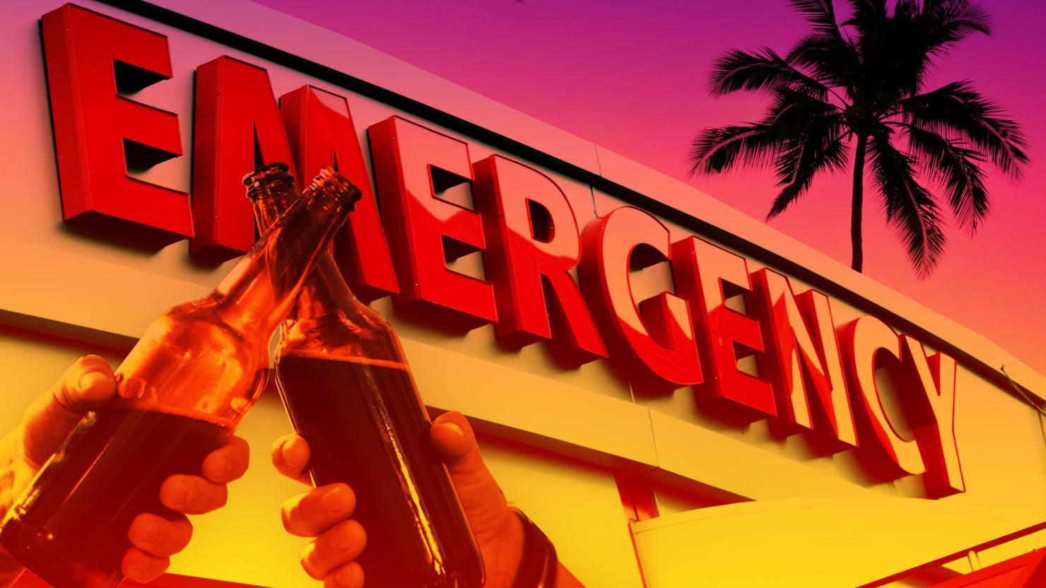 Florida Hospitals Are Flooded With Partying Younger People