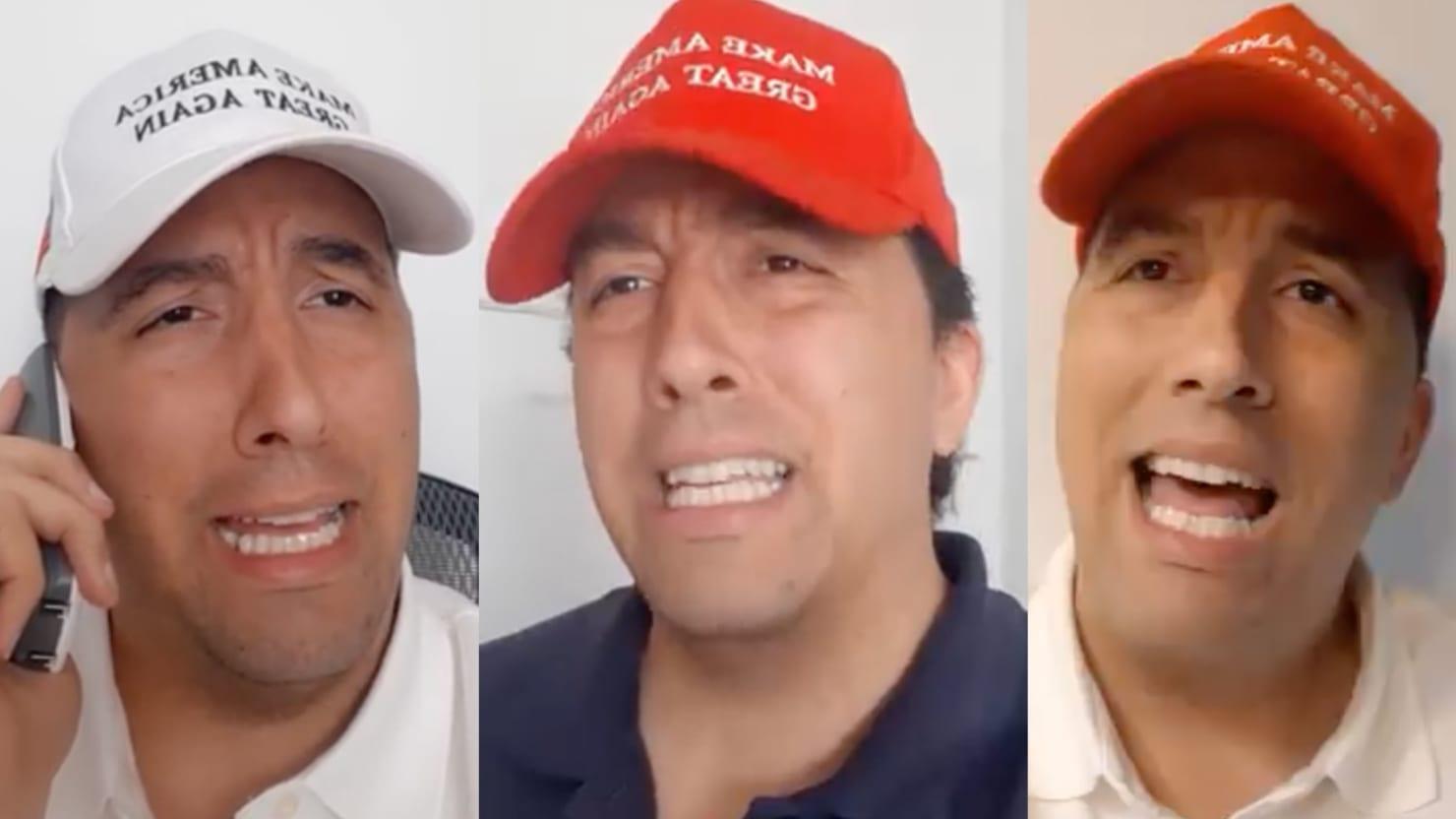The Most Scarily Accurate Trump Impersonator Alive
