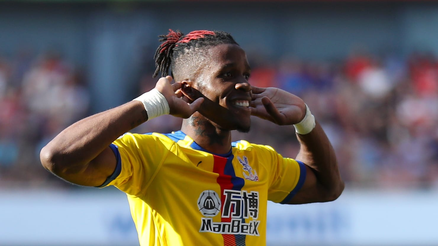 12-Year-Old Arrested for Racist Posts Targeting Soccer Star Wilfried Zaha