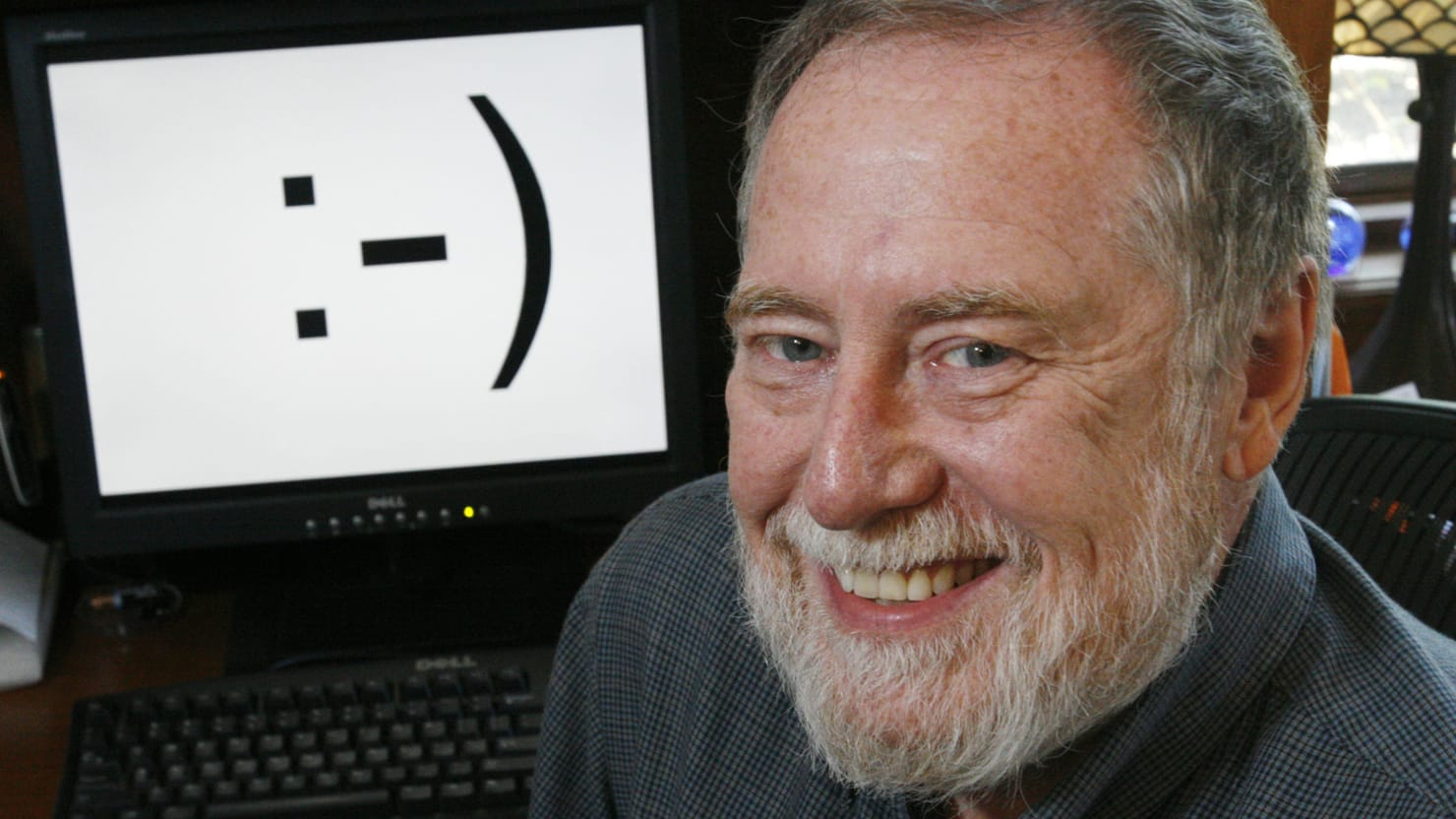 The Inventor of the Emoticon Tells All: 'I've Created a Virus'