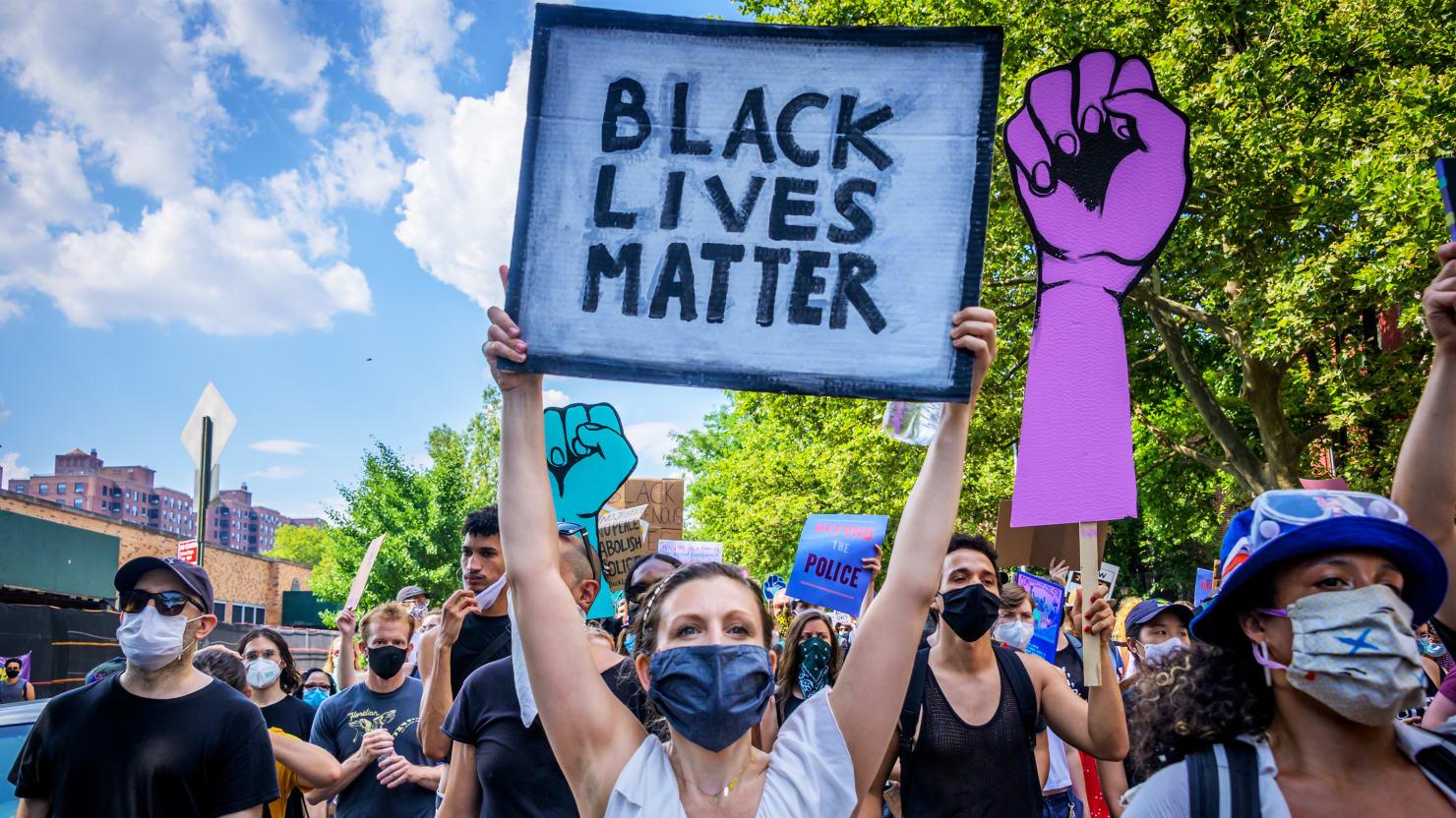 The True Perils of Protesting in 2020