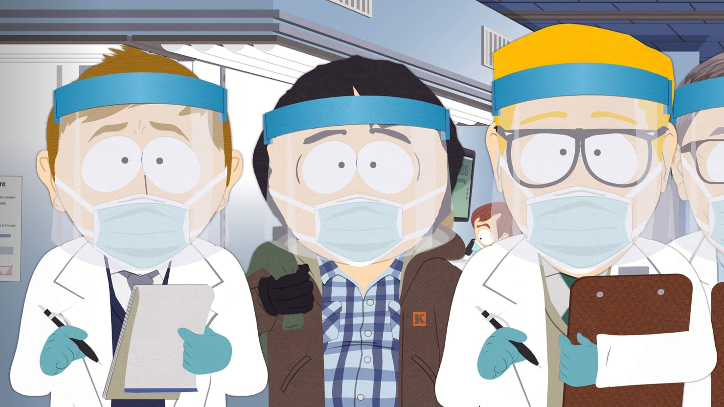 'South Park' Breaks the Fourth Wall With a Rare Plea for People to Vote