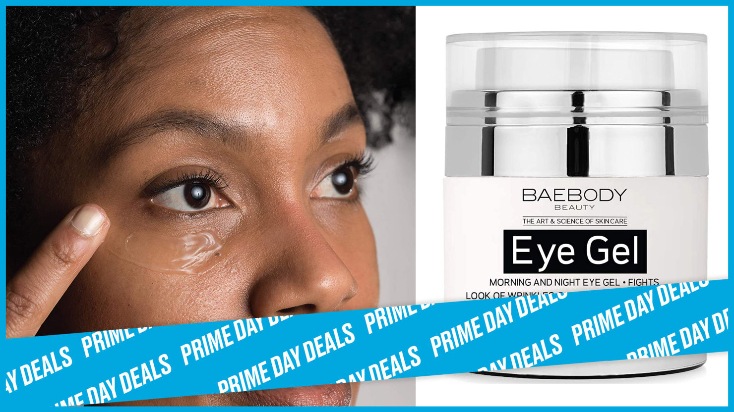 Scouted's Favorite Dark Circle-Fighting Under Eye Gel Is on Sale for Prime Day