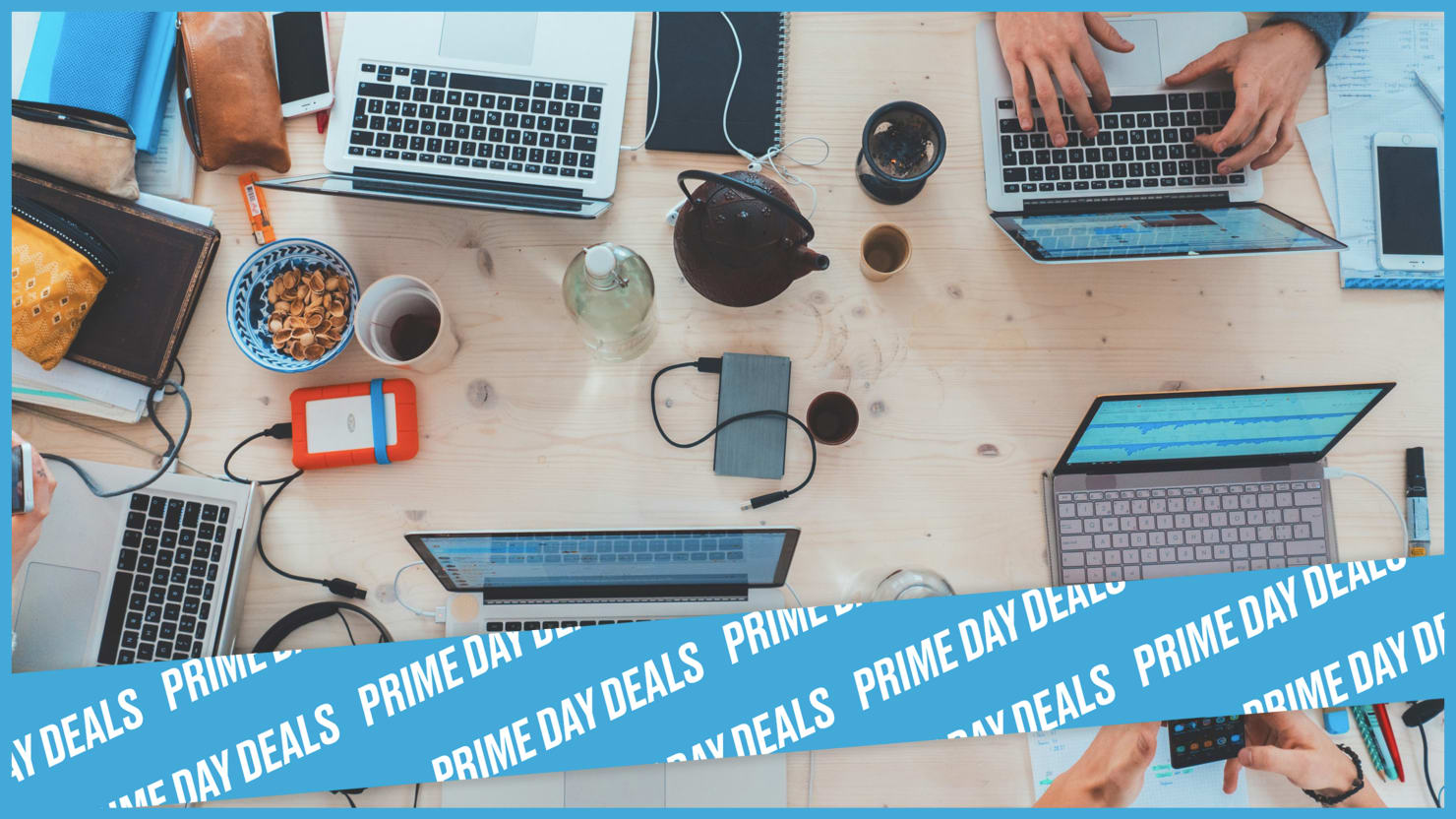 It's Raining Deals: Amazon Prime Day is Here! - cover